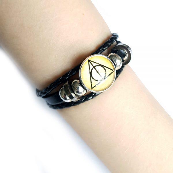 Deathly Hallows Relieken van de Dood armband