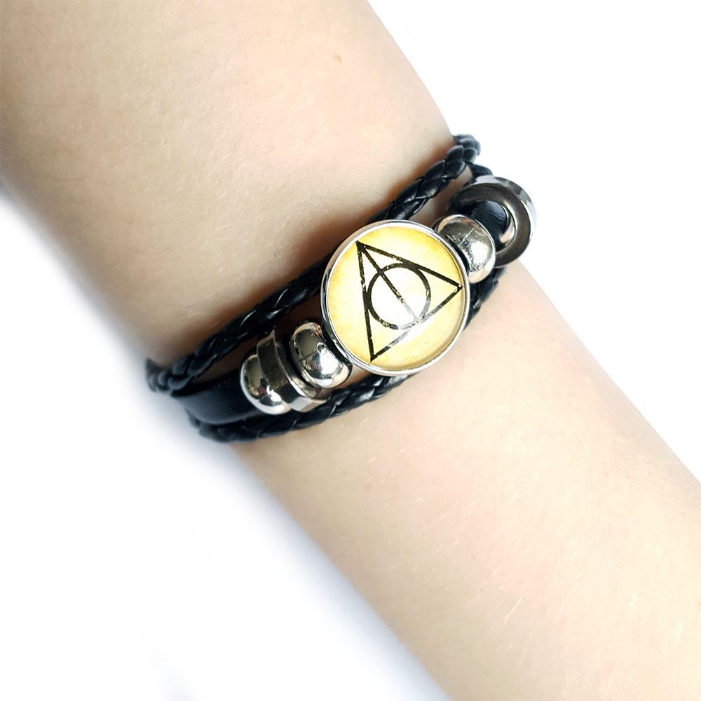 Afbeelding van Deathly Hallows Relieken van de Dood armband