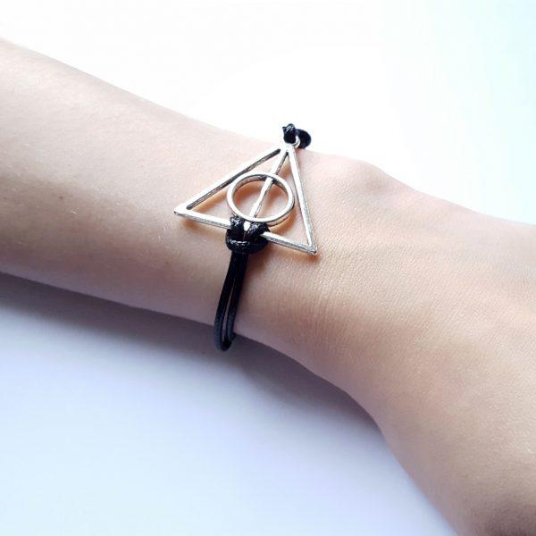 Deathly Hallows / Relieken van de Dood armband