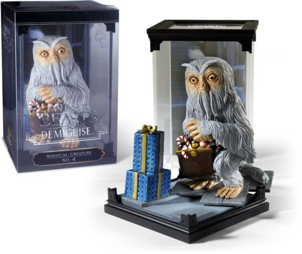 Fantastic Beasts - Demiguise - #4 Magical Creatures
