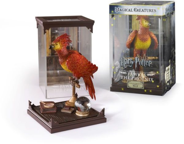 Harry Potter - #8 Fawkes - Magical Creatures
