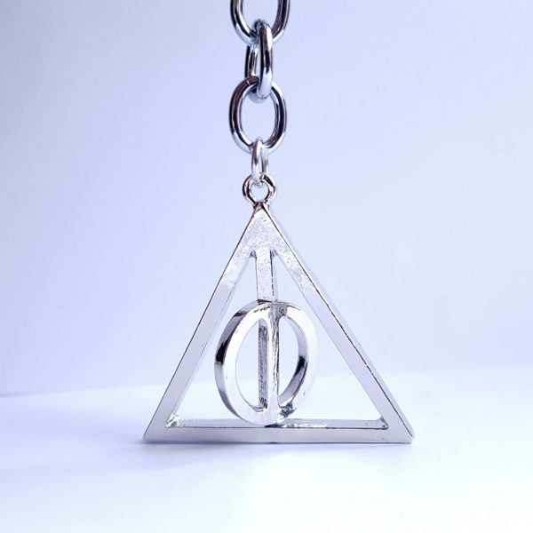 Deathly Hallows sleutelhanger