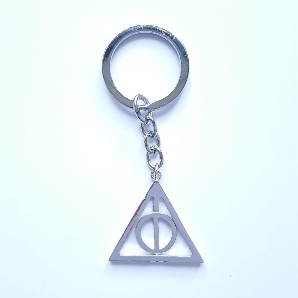 Afbeelding van Deathly Hallows sleutelhanger