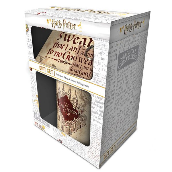Harry Potter Marauders Map Gift box