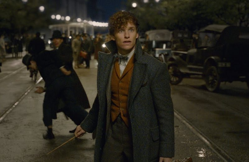 Fantastic Beasts The Crimes of Grindelwald trailer 2
