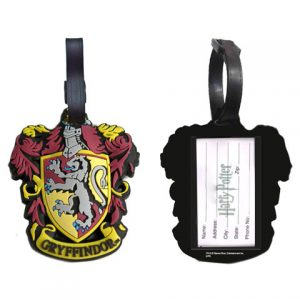 Harry Potter Bagagelabel Gryffindor
