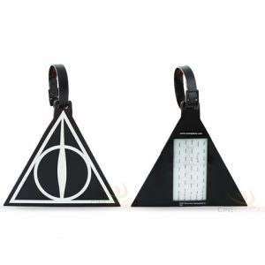 Harry Potter Bagagelabel Deathly Hallows