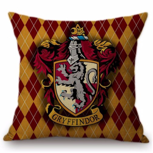 Harry Potter kussensloop Gryffindor