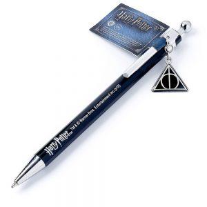 Harry Potter Pen met Deathly Hallows bedel