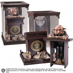 Harry Potter - Gringotts Goblin - Magical Creatures