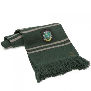 Harry Potter Slytherin sjaal