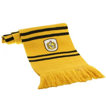 Harry Potter Hufflepuff sjaal