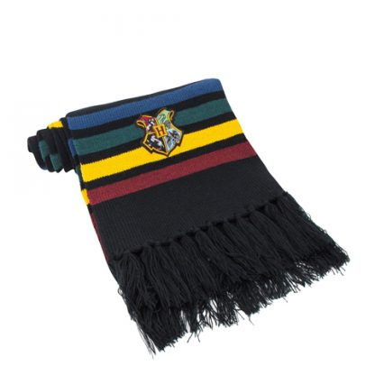 Harry Potter Hogwarts sjaal