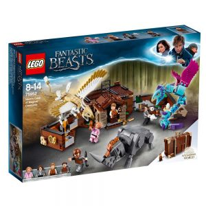LEGO Fantastic Beasts 2 Newt's Case of Magical Creatures 75952