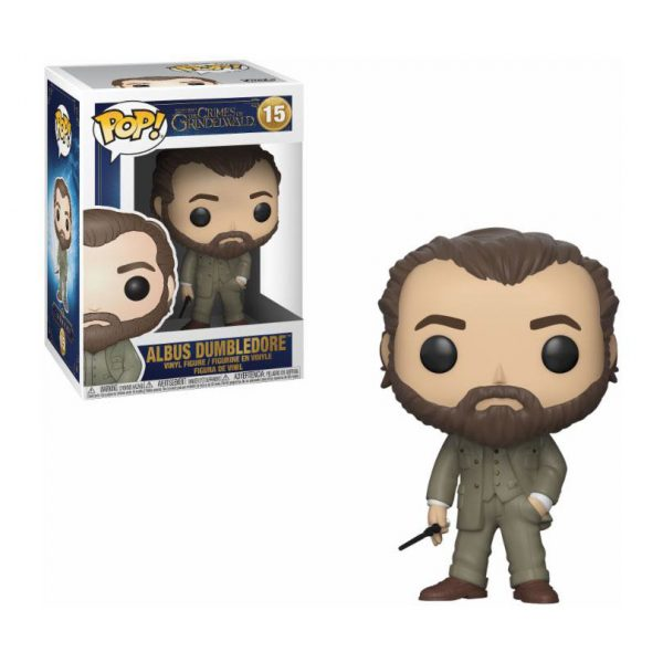 Funko POP! Fantastic Beasts 2 Albus Dumbledore