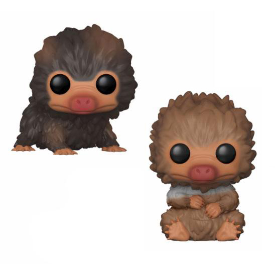 Afbeelding van Funko POP! Fantastic Beasts 2 Baby Nifflers pack