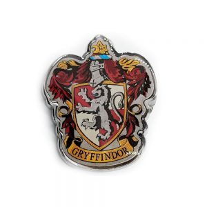Harry Potter Gryffindor pin badge