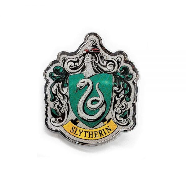 Harry Potter Slytherin pin badge