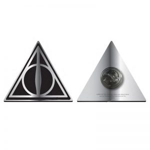 Harry Potter Deathly Hallows pin badge