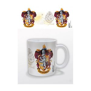 Harry Potter Mok Gryffindor logo