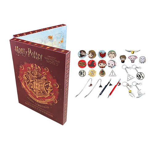 Harry Potter Accessoires Advent Kalender 2019