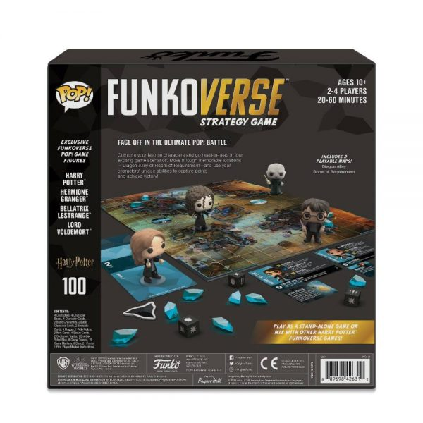 Harry Potter Funkoverse Bordspel Engels