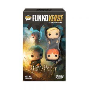 Harry Potter Funkoverse Expandalone Bordspel uitbreiding Engels