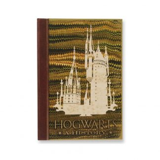 Harry Potter Hogwarts: A History Journal notitieboek