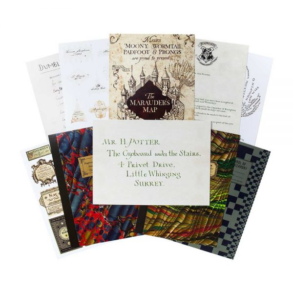 Harry Potter Hogwarts 20 Postkaarten