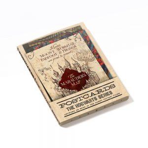 Harry Potter Hogwarts 20 Postkaarten