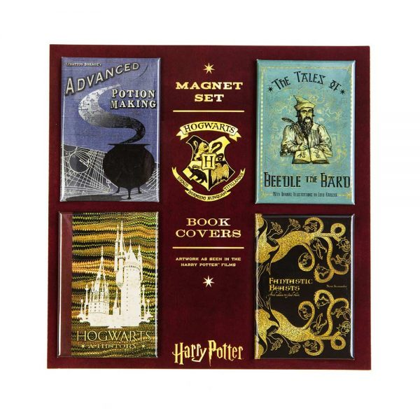 Harry Potter Book Covers Magneet set