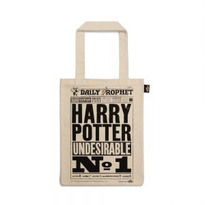 Harry Potter The Daily Prophet linnen tas