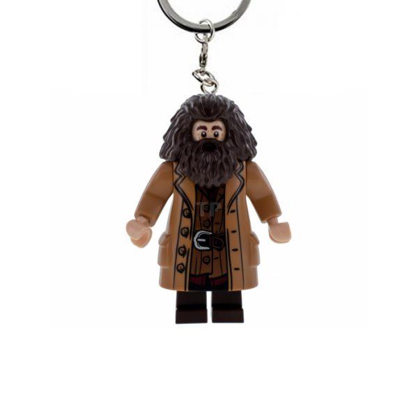 Harry Potter Hagrid Lego sleutelhanger