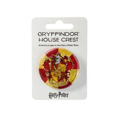 Harry Potter Gryffindor button badge