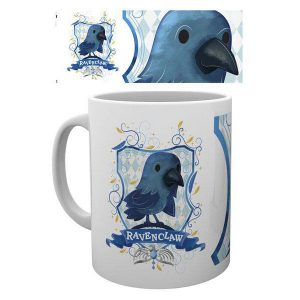 Harry Potter mok Ravenclaw cartoon