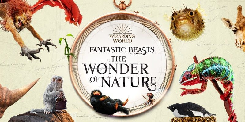 Fantastic Beasts: A Natural History.