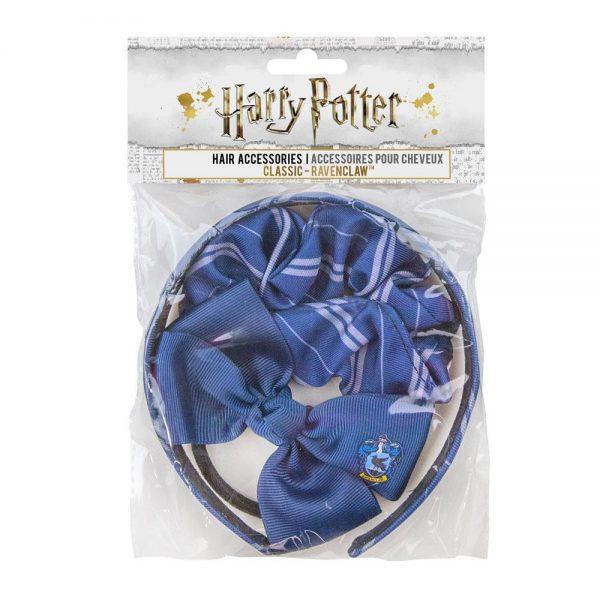 Harry Potter Haar Accessoires Set Ravenclaw