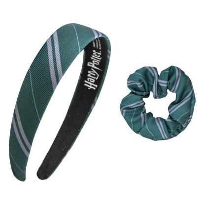 Harry Potter Haar Accessoires Set Slytherin