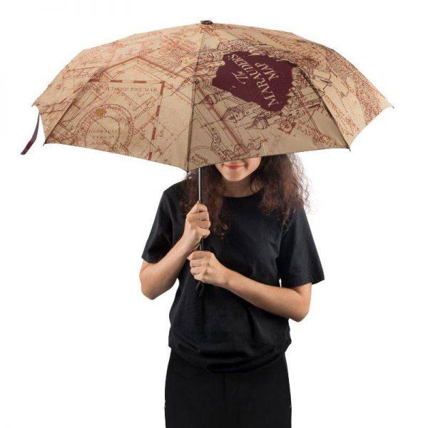 Harry Potter Marauders Map Paraplu