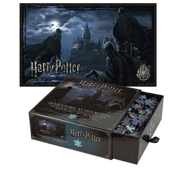 Harry Potter Puzzel Dementors At Hogwarts