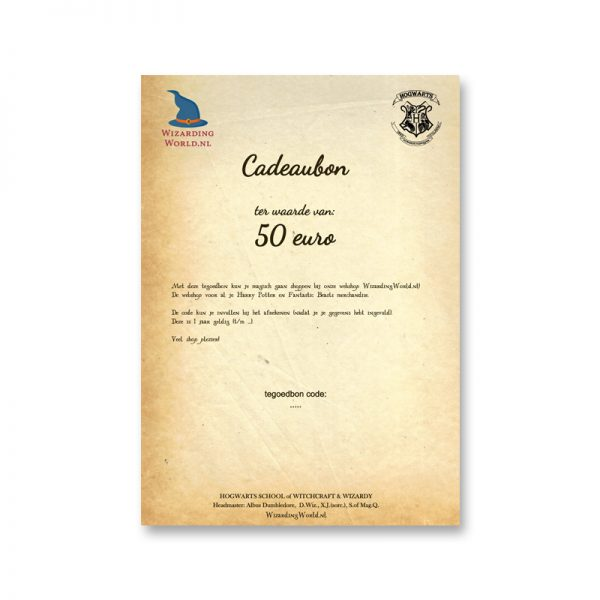 Cadeaubon 50 euro (digitaal, pdf)