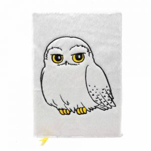 Harry Potter Fluffy Notitieboek A5 Hedwig
