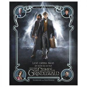 Licht, camera, magie! Het boek bij de film Fantastic Beasts: The Crimes of Grindelwald boek