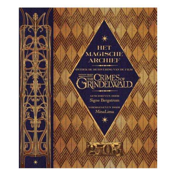 Fantastic Beasts: The Crimes of Grindelwald - het Magische archief