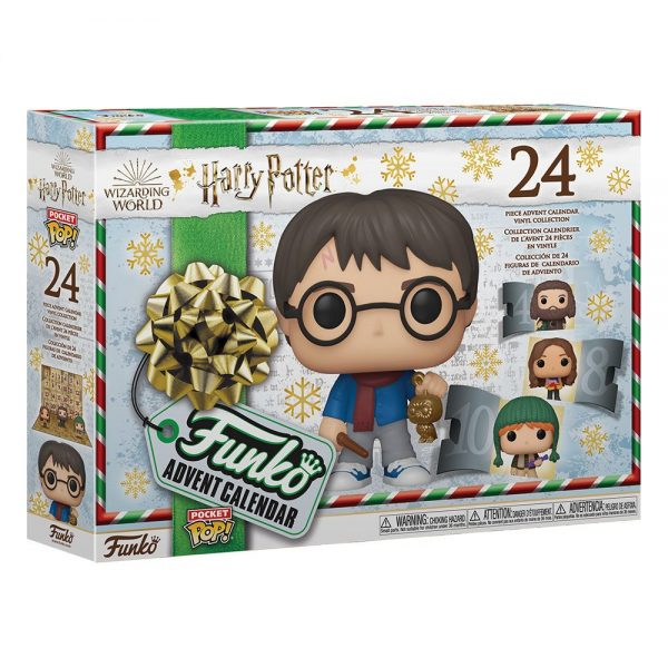 Harry Potter Pocket POP! Advent kalender
