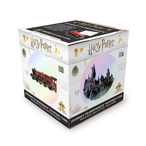 Harry Potter Journey to Hogwarts Mystery Cube