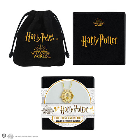 Harry Potter Time-turner replica cadeau verpakking