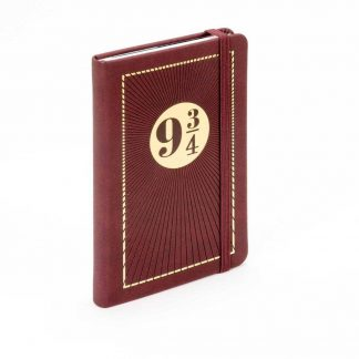 Harry Potter Notitieboekje - Reisboekje Platform 9 3/4