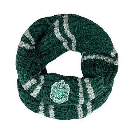 Harry Potter Infinity Sjaal Slytherin