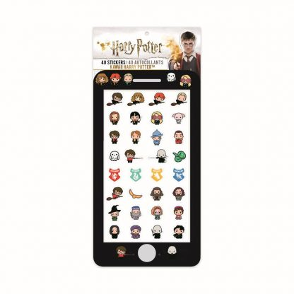 Harry Potter Stickers Kawaii